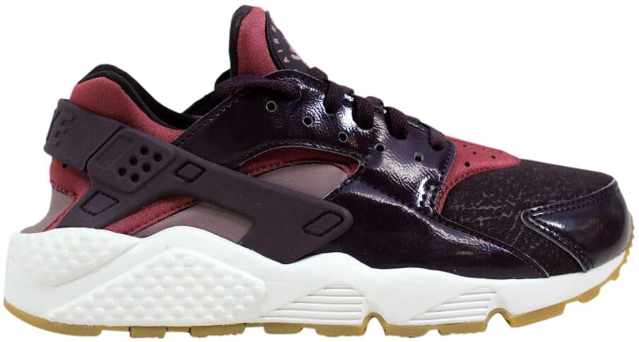 02fbaf07d71c Nike Air Huarache Run Port Wine Taupe Grey 634835-609 Women s