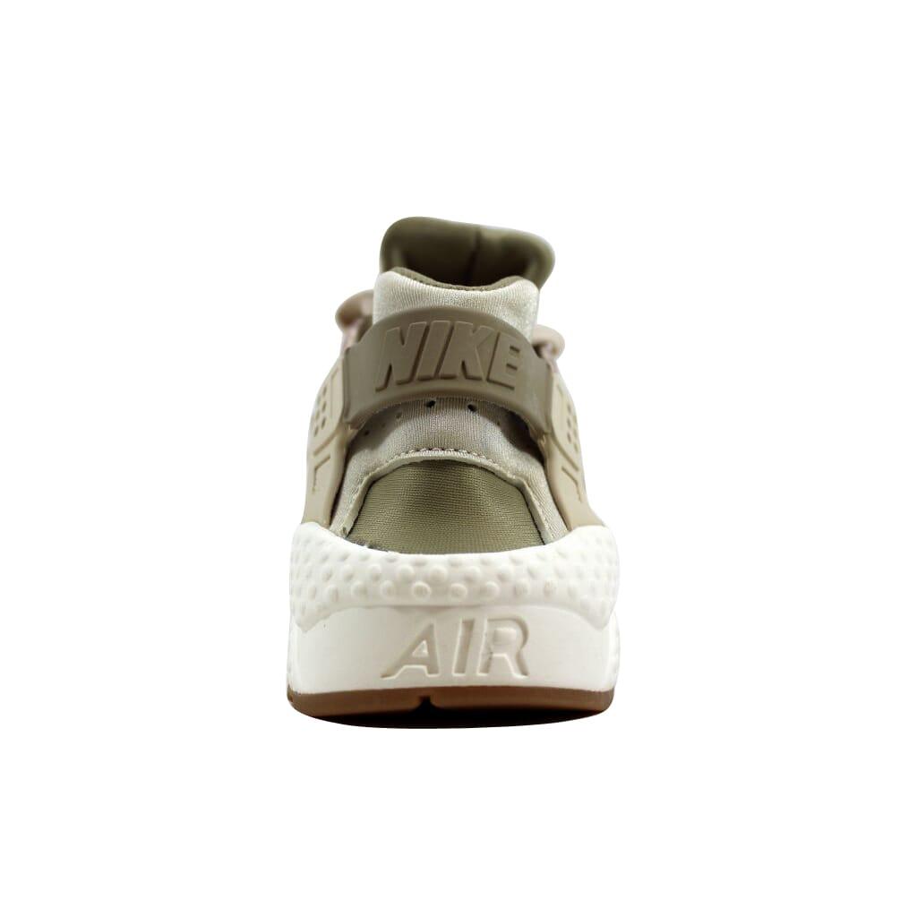 8ce8876d2c375 Nike Air Huarache Run Premium Oatmeal Khaki-Sail Oatmeal 683818-102 Women s  SZ 7