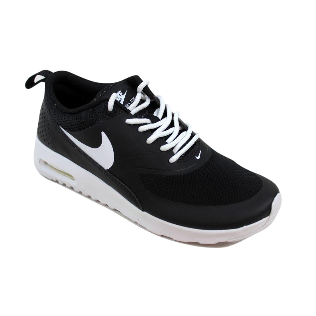 Details about Nike Air Max Thea BlackWhite 814444 006 Grade School SZ 3.5Y