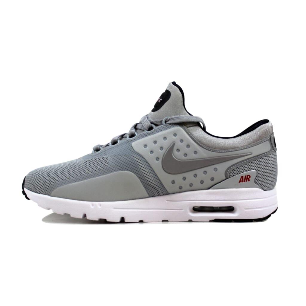43b4b0a1818c Nike Air Max Zero QS Metallic Silver Silver Bullet 863700-002 ...