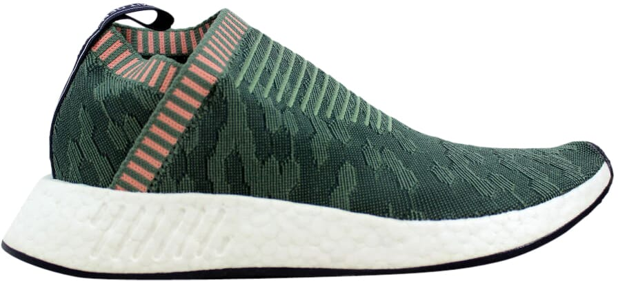 Details about Adidas NMD CS2 Primeknit W GreenPink BY8781 Women's SZ 9.5