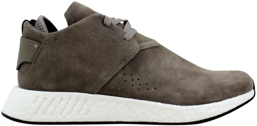 Adidas NMD C2 Brown Pig Suede BY9913 Men s SZ 11 190309709947  471552109