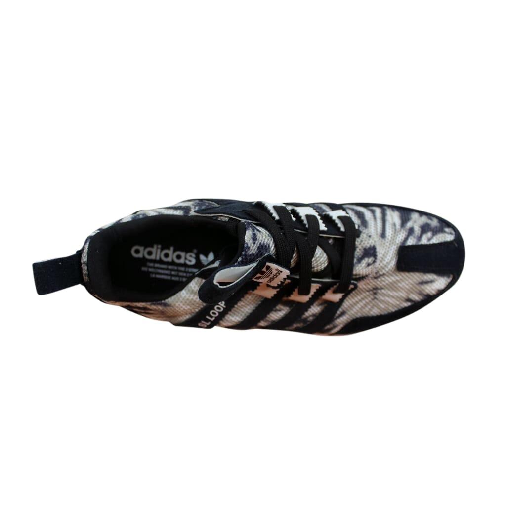 info for 41990 7e7fa Adidas-SL-Loop-Runner-Black-White-Tie-Dye-