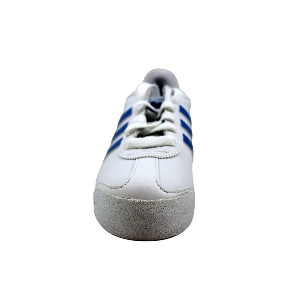brand new 2364b 77370 Adidas-Samoa-W-White-Blue-G47678-Women-039-