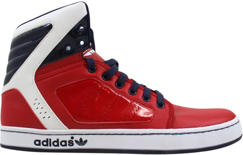 6cf3e782add Adidas Adi High EXT Scarlet Red White G56624 Men s SZ 8 886410873980 ...