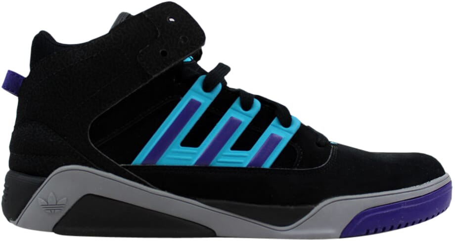 sports shoes d028a 0cc0c Image is loading Adidas-Court-Blaze-LQC-Black-Tech-Grey-Green-