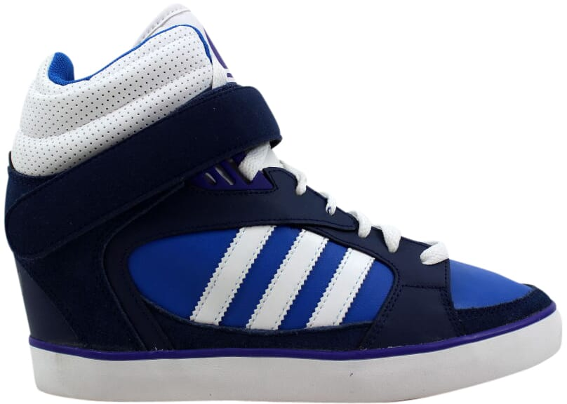 952defdcdd99 Image is loading Adidas-Amberlight-Up-W-Blue-White-Purple-G95640-