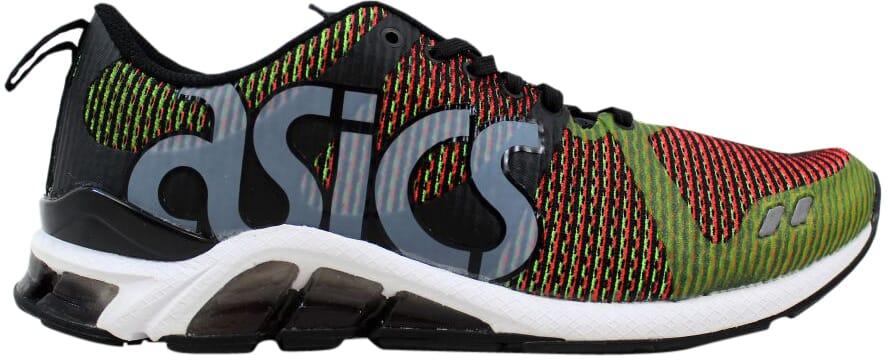 Asics Gel Lyte One Eighty Gecko Green Guava HN6C1 8873 Men's SZ 10.5