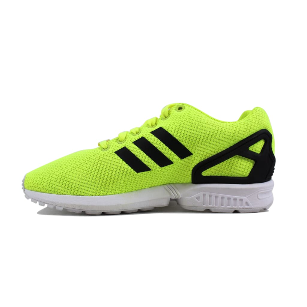 zx flux adidas yellow