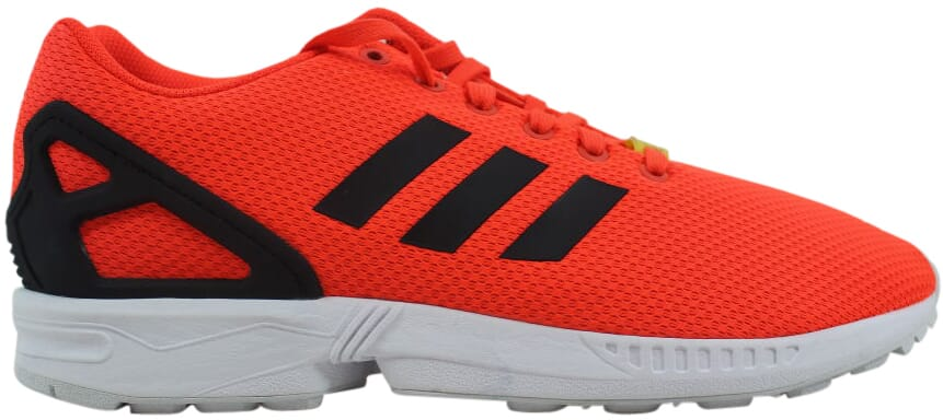 Image is loading Adidas-ZX-Flux-Infrared-Infrared-White-M22509-Men- 60f3b9018
