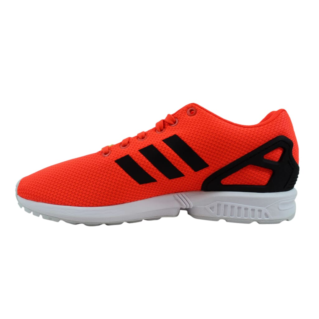 Adidas ZX Flux Infrared Infrared-White M22509 Men s SZ 8 ... 32c3a8239