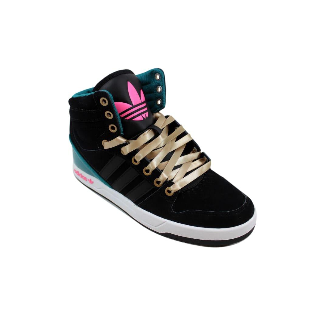 Adidas tribunale atteggiamento w nero nero nero   nero ultra pop q32915 donne | Materiali Di Alta Qualità  | Scolaro/Signora Scarpa  0e07e0