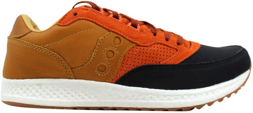 283e49ec285e Image is loading Saucony-Freedom-Runner-Black-Orange-Brown-S70406-1-
