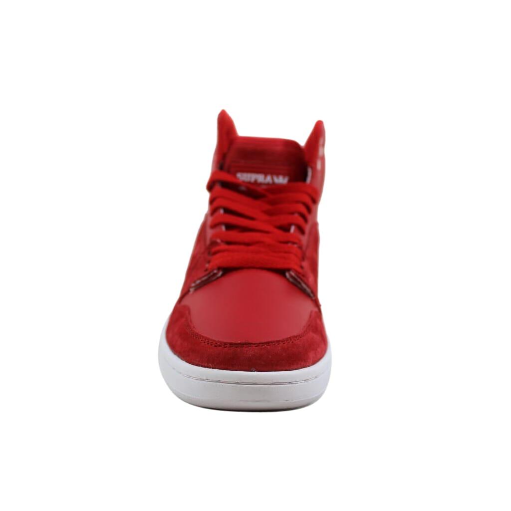 5 Uomo 9 Rosso 886016810556 S72023 Supra S1w Sz bianco xOwUUZ
