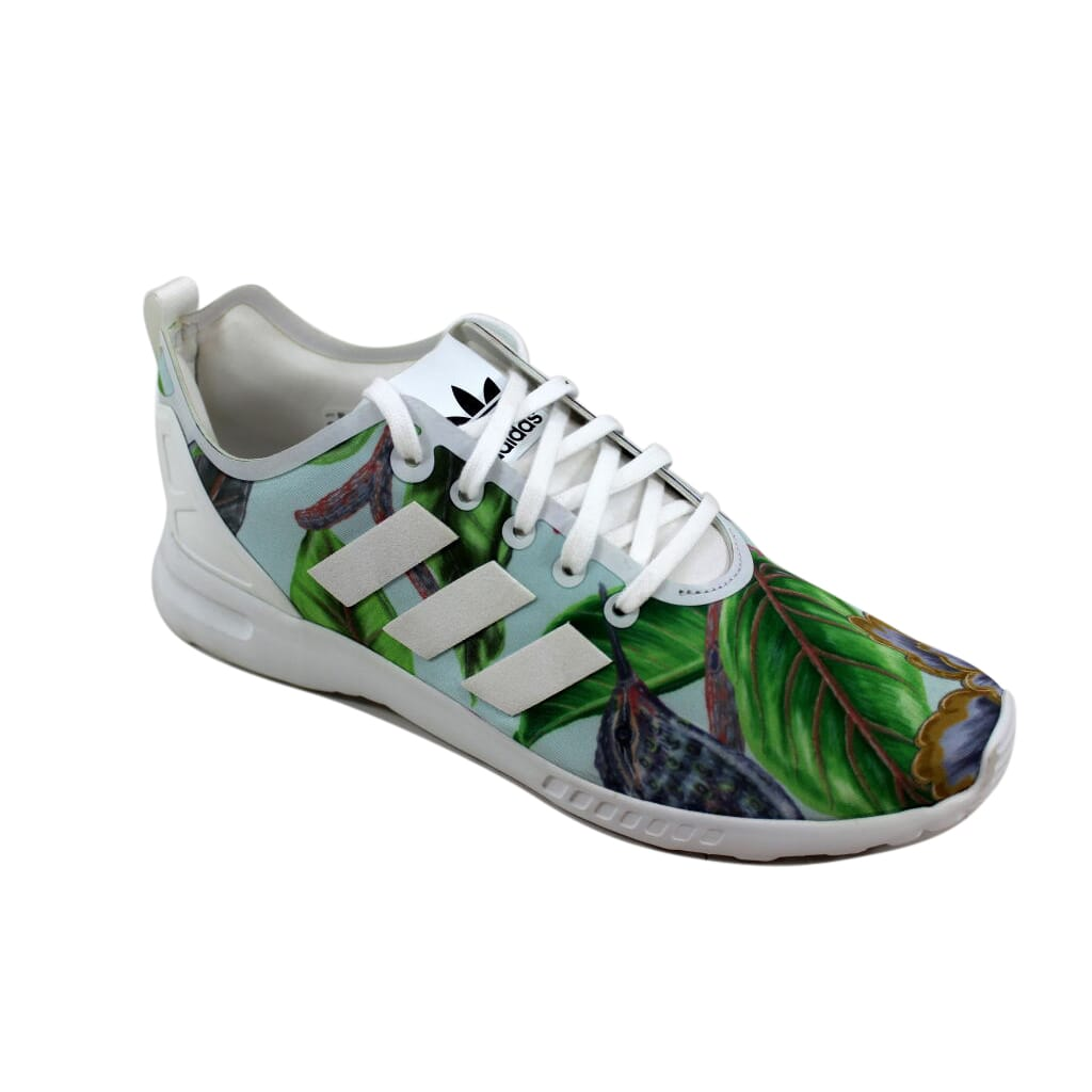 1bcdee0d4 Adidas ZX Flux Smooth W Multi Color S82890 Women s SZ 7.5