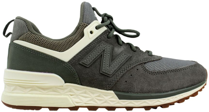 New Balance 574 Sport Militaire Vert Olive WS574SFJ Femme Taille 8