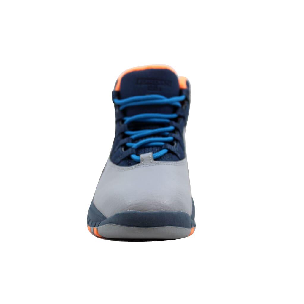 8c21ec958d2b Nike Air Jordan X 10 Retro PS Wolf Grey Powder Blue Bobcats 310807 ...