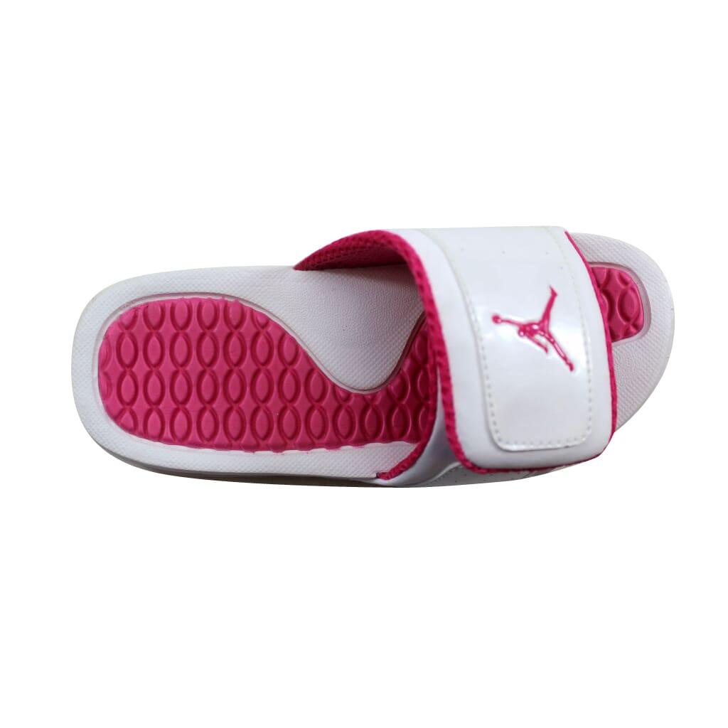 3289054c975 Nike Air Jordan Hydro White/Vivid Pink 429531-109 Pre-School SZ 2Y ...