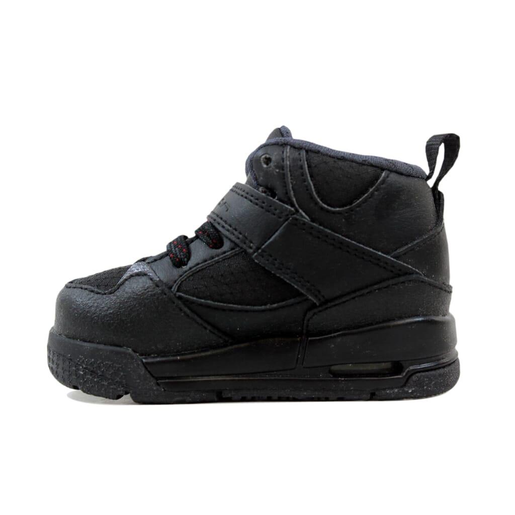 Nike Air Jordan Flight 45 TRK TD Black//Black-Grey 467931-001 Toddler SZ 4.5C