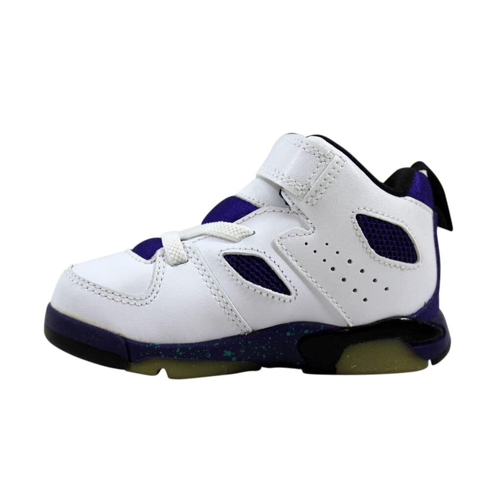 e2cd98ed0fb0 Nike Air Jordan FLTCLB 91 White New Emerald-Grape Ice 555330-108 ...