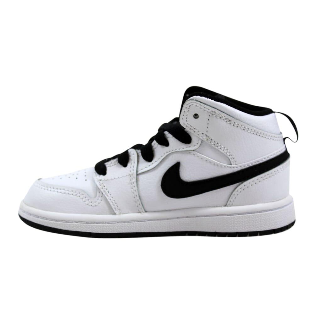 a986d76e1e4756 Nike Air Jordan I 1 Mid GP White Fuchsia Blast-Black 640737-138 PS ...