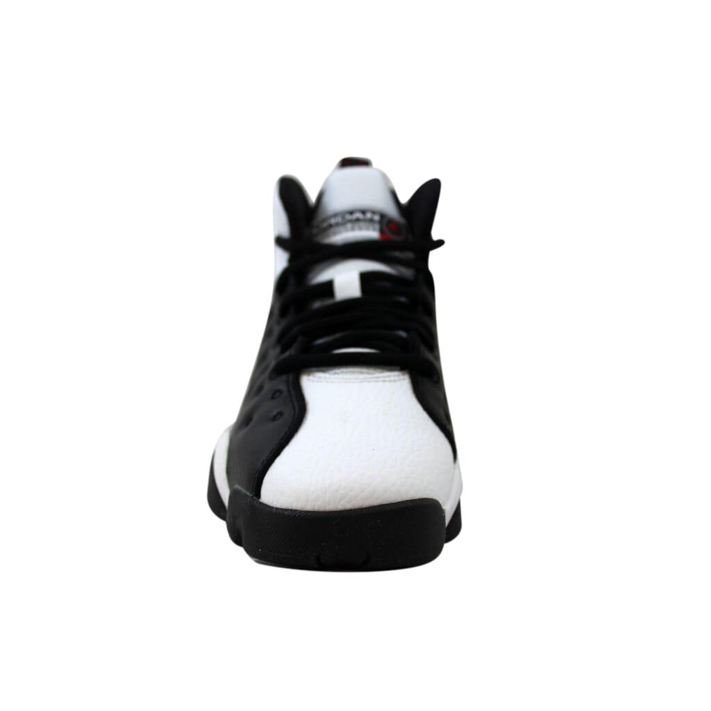 7e5b4ae05f5e77 Nike Air Jordan Jumpman Team II 2 BT Black Black-White-Red 820273 ...
