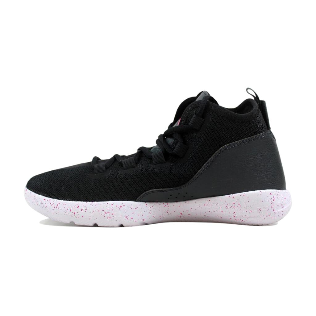 Nike Air Jordan Reveal GG Black Vivid Pink-Anthracite 834184-061 GS ... 6d55ddd75