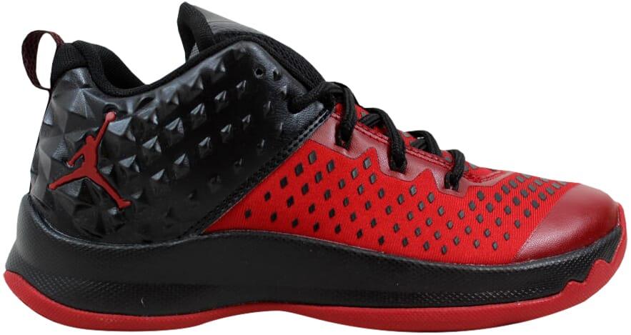 3bb7e1e180c Nike Air Jordan Extra Fly BG Gym Red Black-White 854550-610 Grade ...