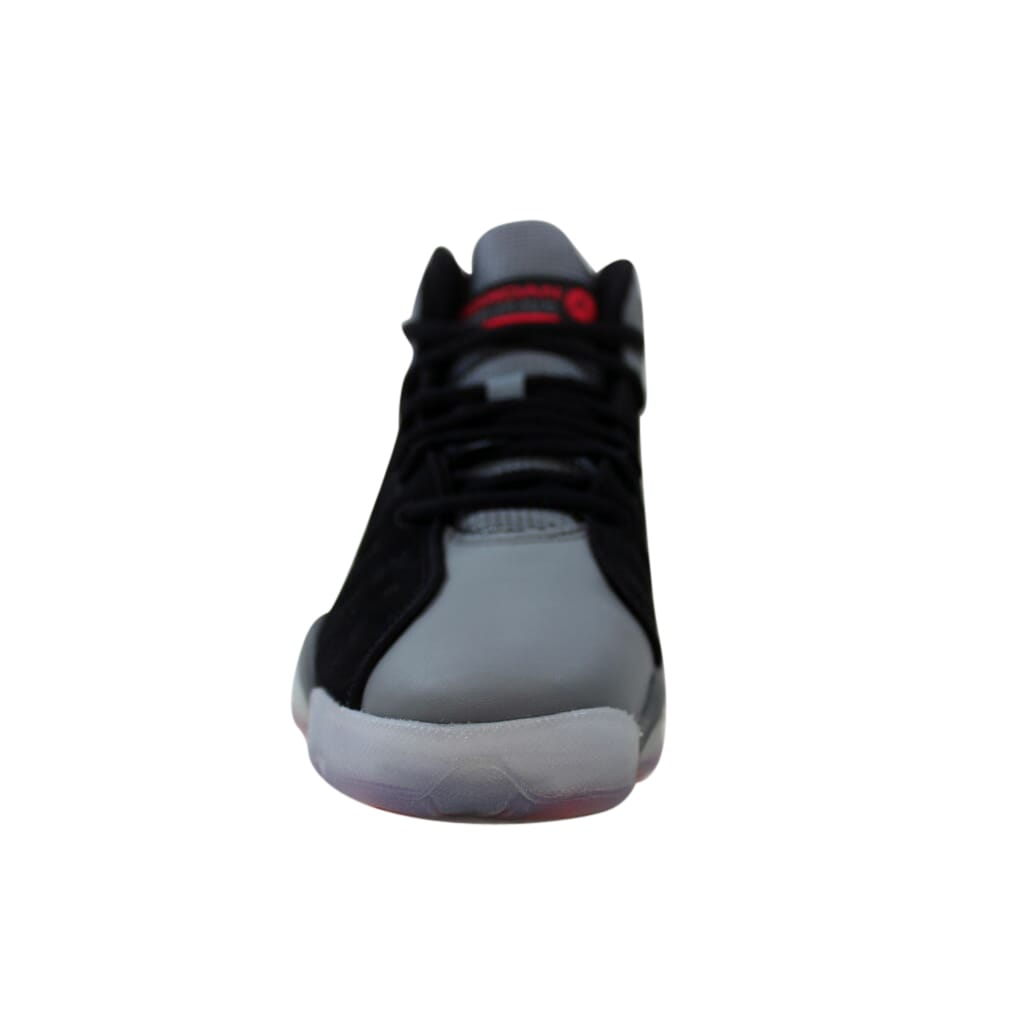 78eb612d7f77dc Nike Air Jordan Jumpman Team II 2 BG Black Infrared 23 861435-014 GS ...