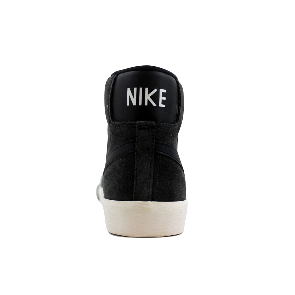 los angeles a247c 65a1e Nike Blazer Mid Vintage Suede Anthracite Black-Ivory 917862-003 Women s  Size 6.5