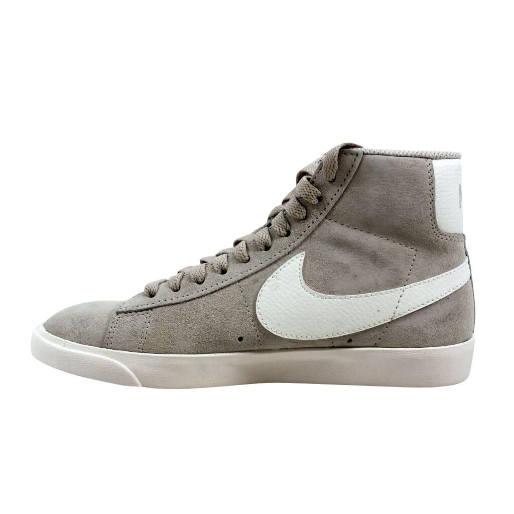 9c8c70b5adfeb Nike Blazer Mid Vintage Suede Desert Sand Sail-Sail 917862-005 ...