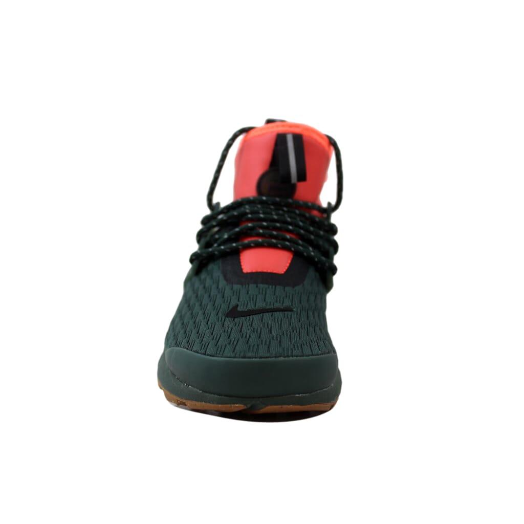 92aa5e2b1e11 Nike Air Presto Mid Utility Premium Vintage Green AA0674-300 Women s ...
