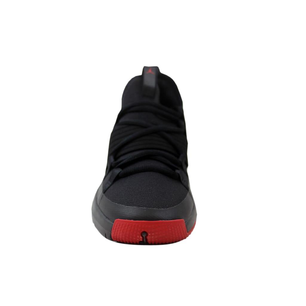 b358e2580fadd2 Nike Air Jordan Trainer Pro BG Black Gym Red-Gym Red AA1345-001 GS ...