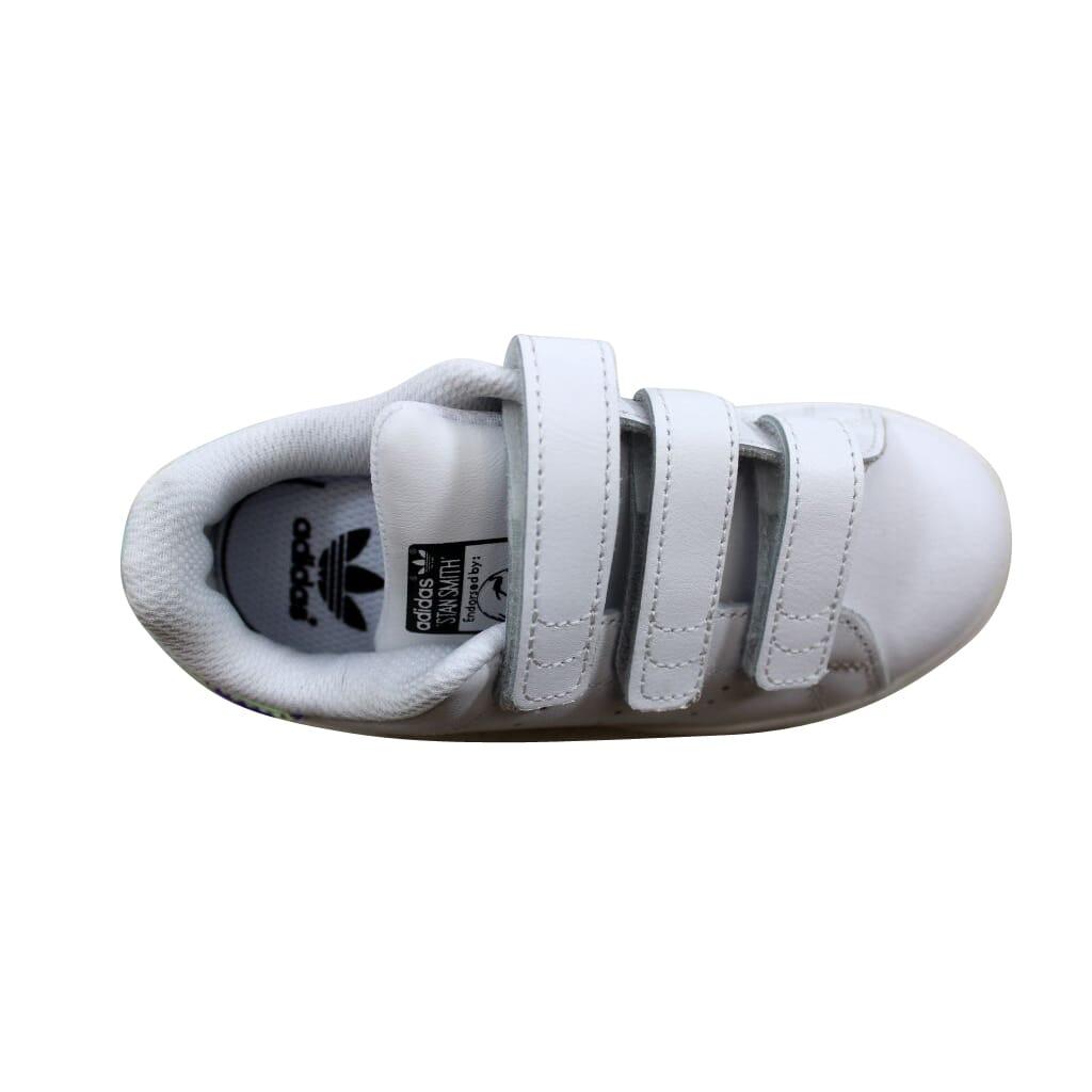 38bbeb5e12d Adidas Stan Smith CF C Metallic Silver Metallic Silver-White AQ6273 ...