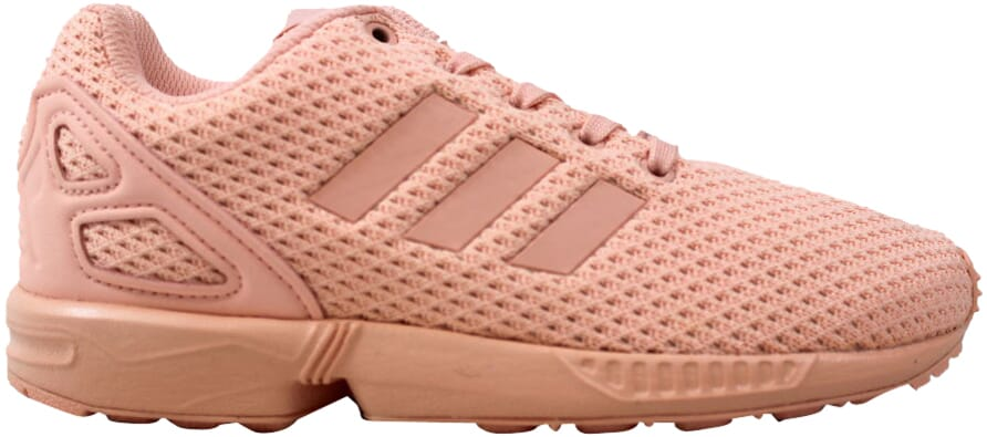 e4912a32bded3 Adidas ZX Flux Coral BB2431 Pre-School Size 12.5Y 889136206063