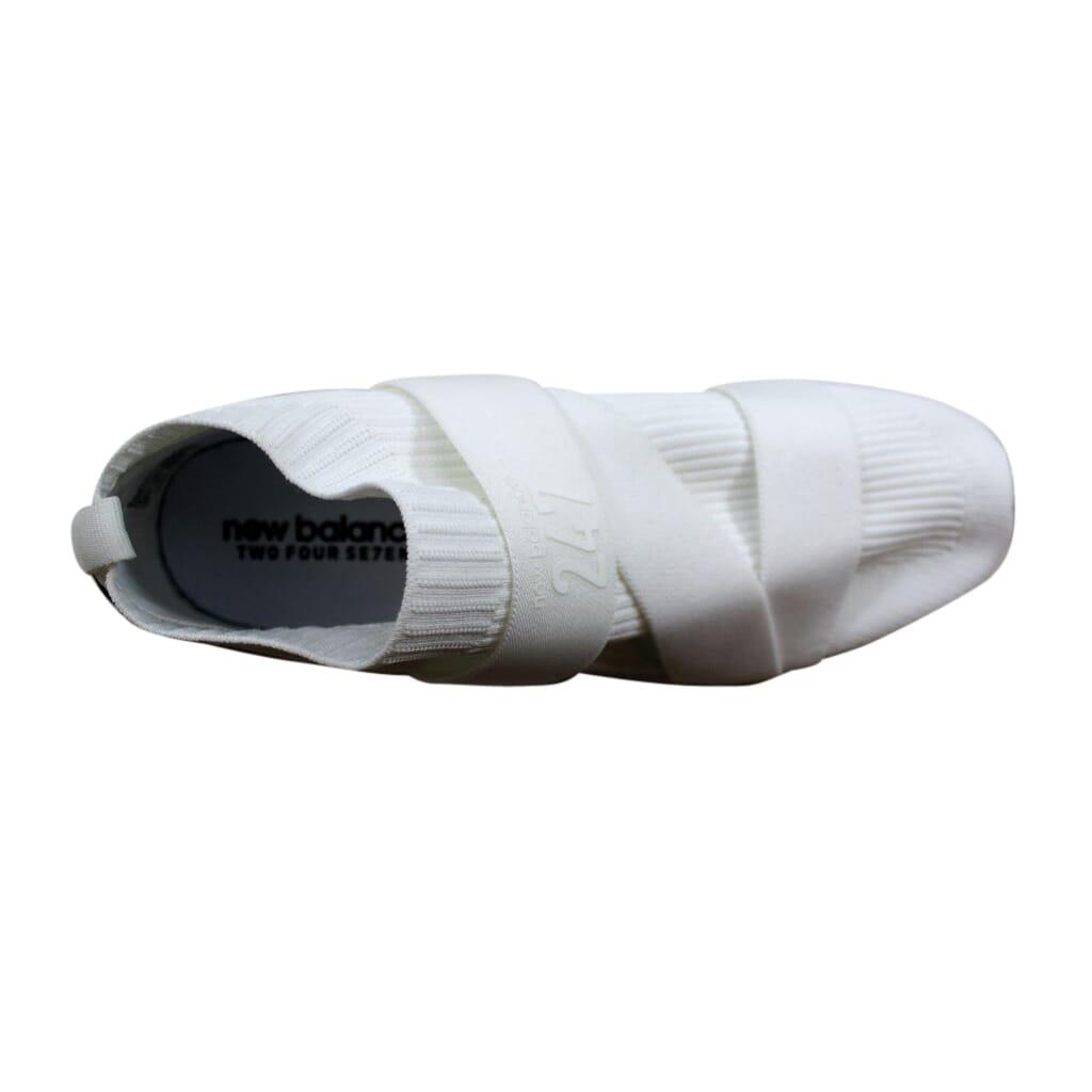 Details about New Balance 247 Knit Revlite White MRL247KW Men's SZ 9