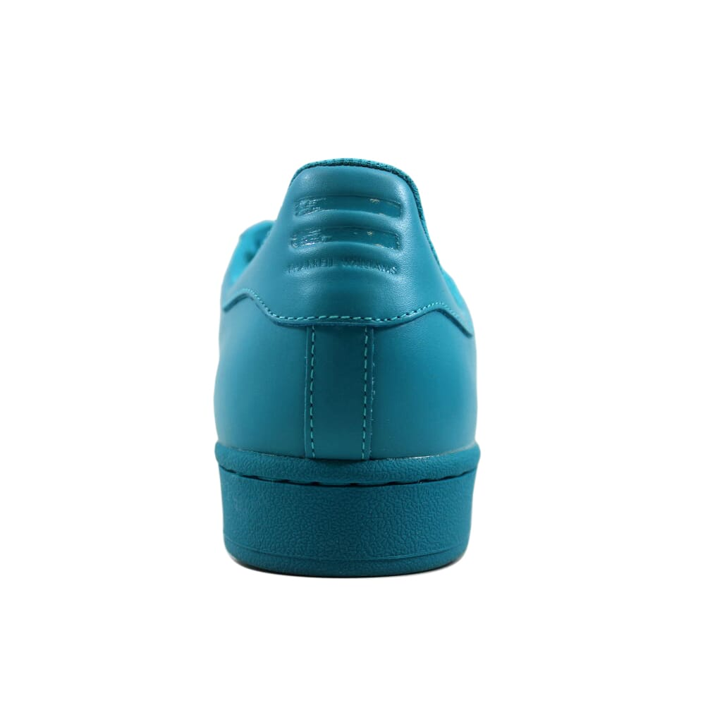 new product 0fd8c 38ccf Adidas Superstar Supercolor Pack Lab Green Pharrell Williams S41835 Men s  SZ 9.5