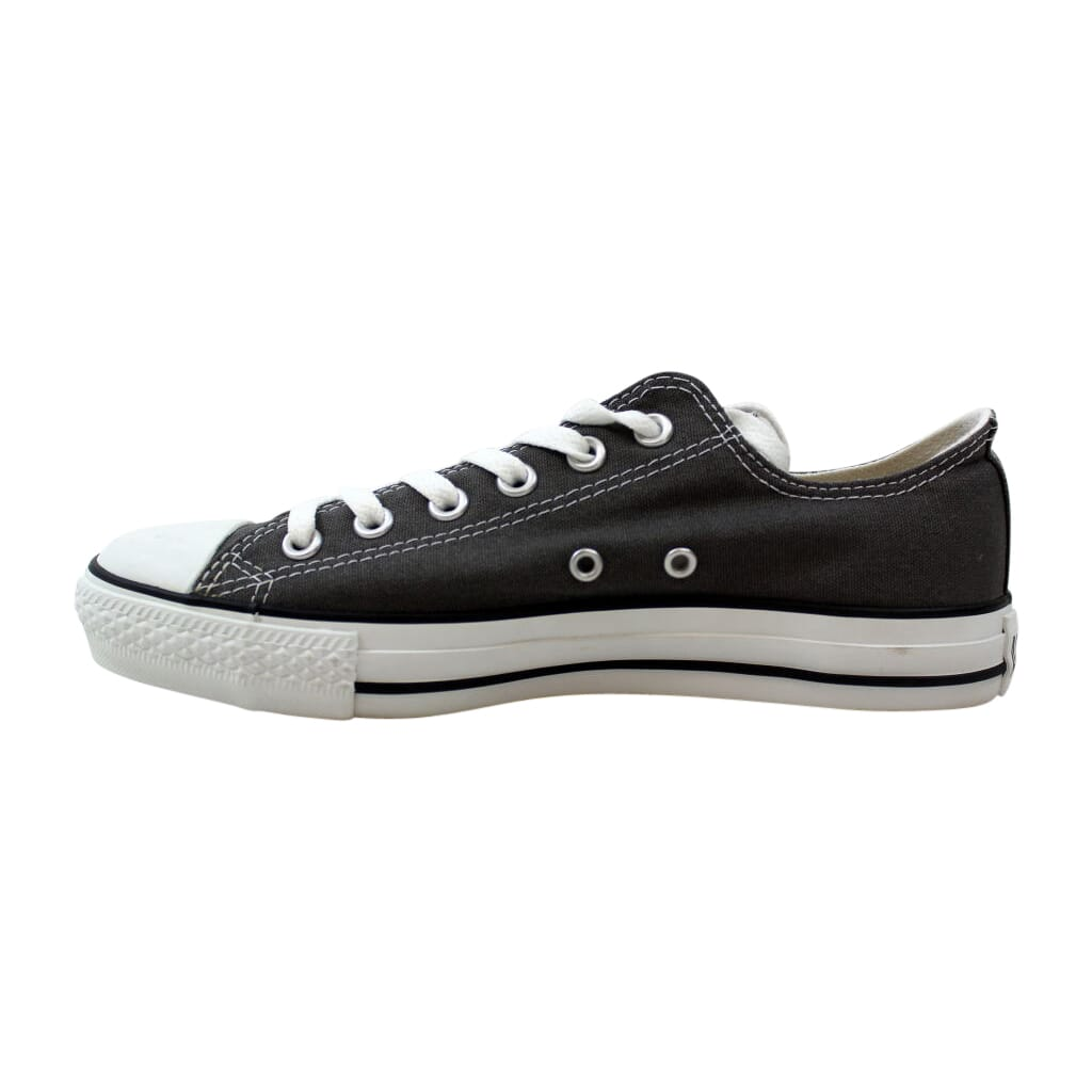 Converse-Chuck-Taylor-All-Star-Seasonal-OX-Charcoal-1J794-Men-039-s thumbnail 10