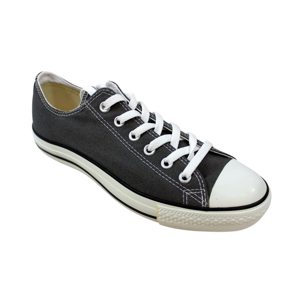 Converse-Chuck-Taylor-All-Star-Seasonal-OX-Charcoal-1J794-Men-039-s thumbnail 14