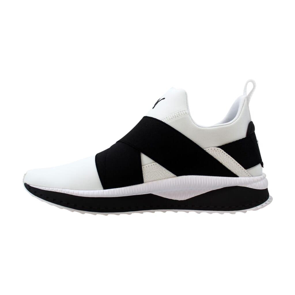8b3d78265f91 Puma TSUGI Zephyr Monolith White Black 366008 01 Men s Size 12 ...