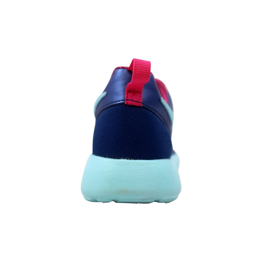 f6961545d88bc Nike Roshe One Insignia Blue Copa-Vivid Pink 599729-406 Grade-School Size 4Y