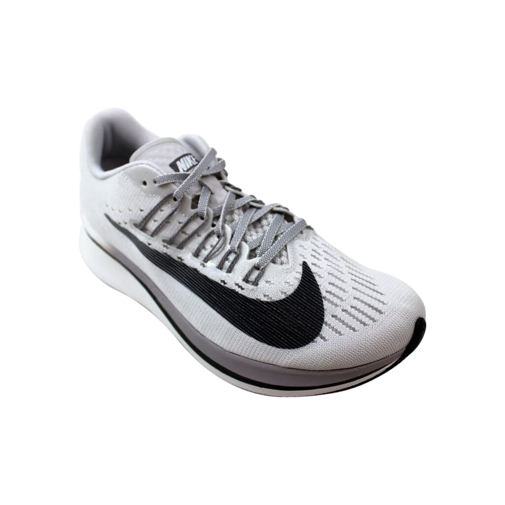 b2363e562e54a Nike Zoom Fly Vast Grey Anthracite 897821-002 Women s Size 9.5