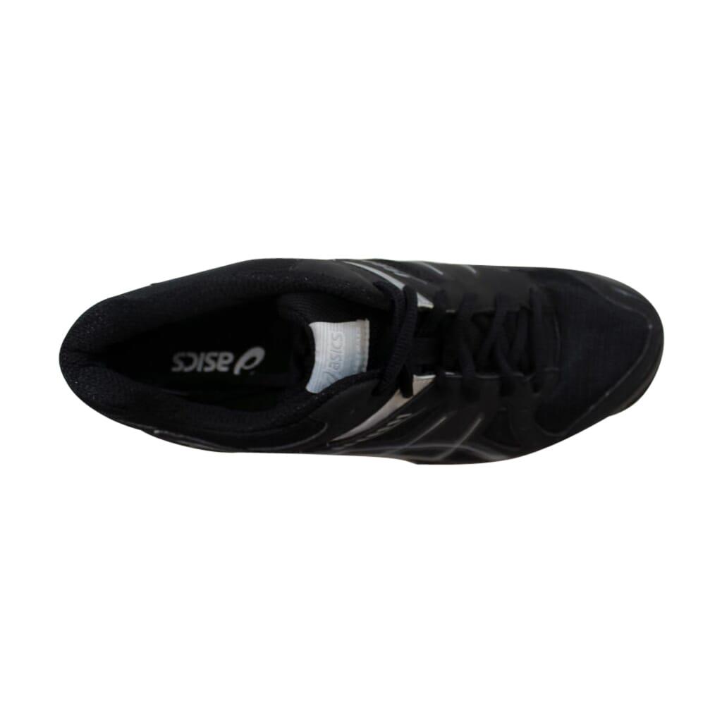 Asics Gel 1150V BlackBlack Silver Women's B457Y 9090 Size 10.5 Medium