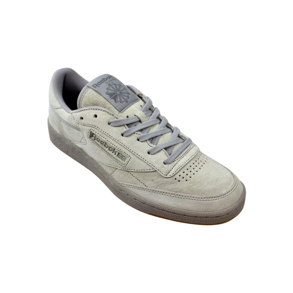 ea3f3c55662 Reebok Club C 85 TG Steel Carbon-Gum BD1886 Men s Size 10 ...