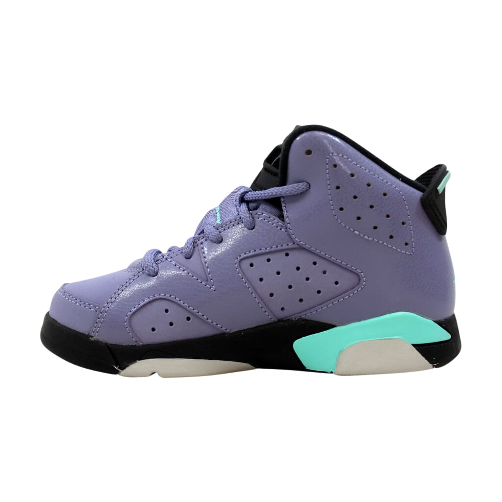 fa8b9f2695572f Nike Air Jordan VI 6 Retro GP Iron Purple Turquoise-Black 543389-508 ...