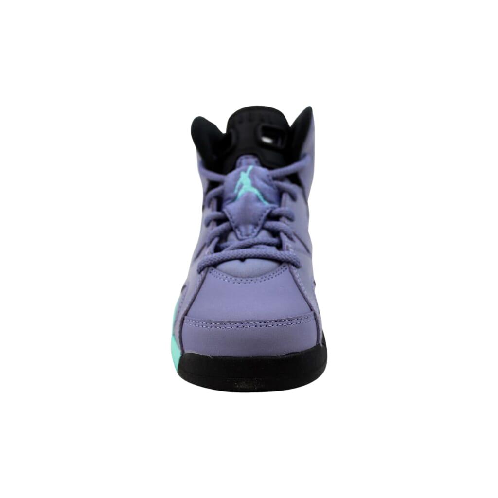 a9fae2556b4e81 Nike Air Jordan VI 6 Retro GP Iron Purple Turquoise-Black 543389-508 ...