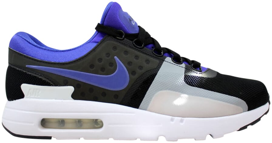 Details about Nike Air Max Zero QS BlackPersian Violet White 789695 004 Men's Size 10
