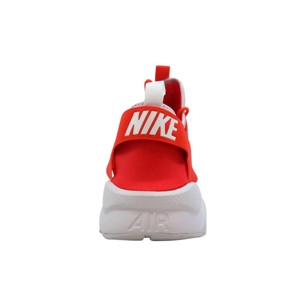 the latest e8f4f 07642 Nike Air Huarache Run Ultra Bright Crimson Pale Grey-White 819685-602 Men s  Size 13