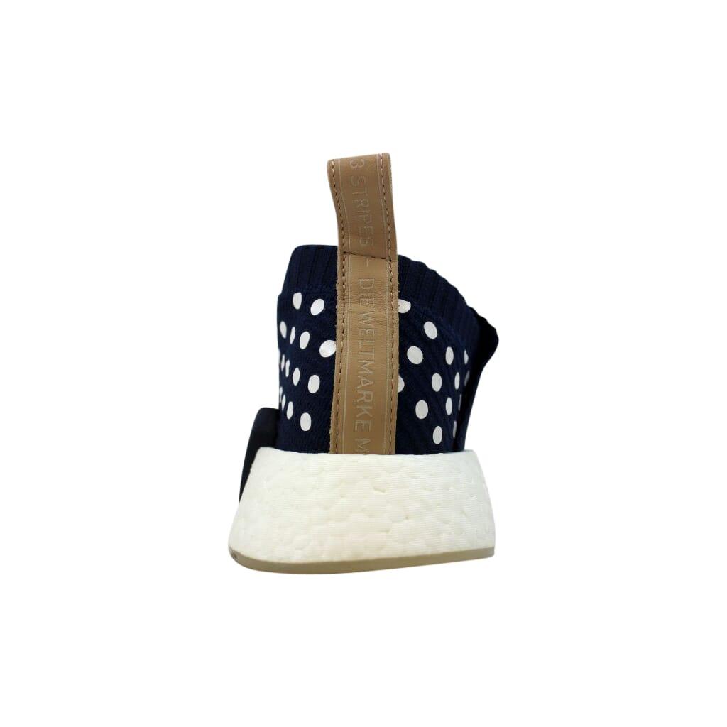 48444c0c81c28 Adidas NMD CS2 Ronin Polka Dot W Collegiate Navy Collegiate Navy-Footwear White  BA7212 Women s Size 11
