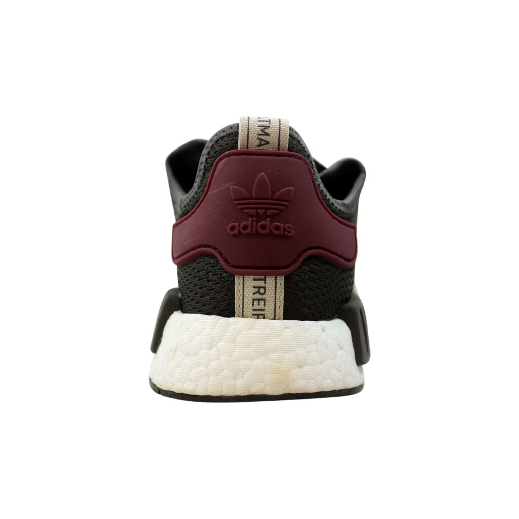 dae89b08166 Details about Adidas NMD R1 W Utility Grey/Maroon Olive Maroon BA7752  Women's Size 11
